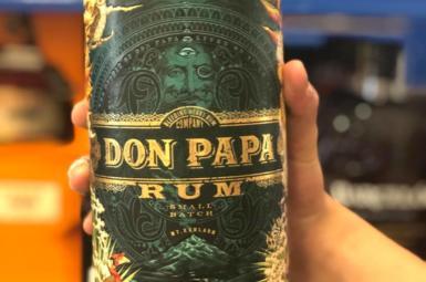 Nová art tuba Don Papa Cosmic (limitovaná edice na Den otců/ Fathers day)