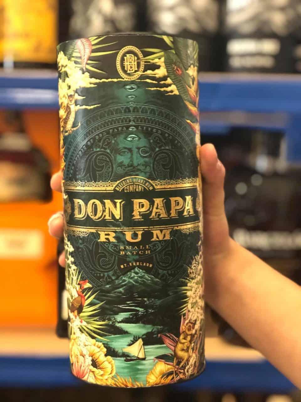 Don Papa Cosmic tuba