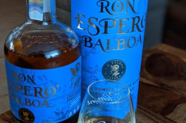 Recenze rumu: Ron Espero  Balboa