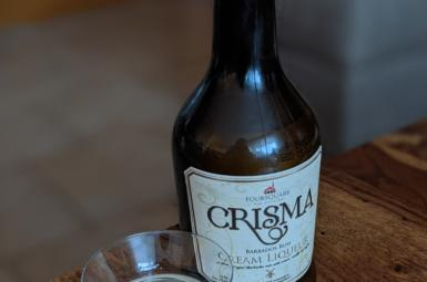 Rumový likér Crisma od Foursquare