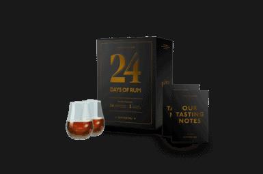 Rumový adventní kalendář 2020 nejen pro chlapy aneb 24 days of rum od 1423.dk