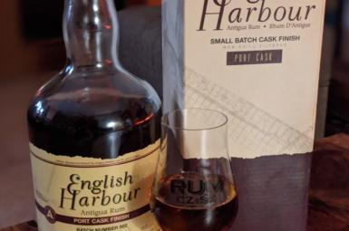 Recenze: English Harbour Port Cask