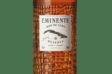 Nový kubánský rum Eminente 3y a 7y Reserva – recenze a oficiální představení
