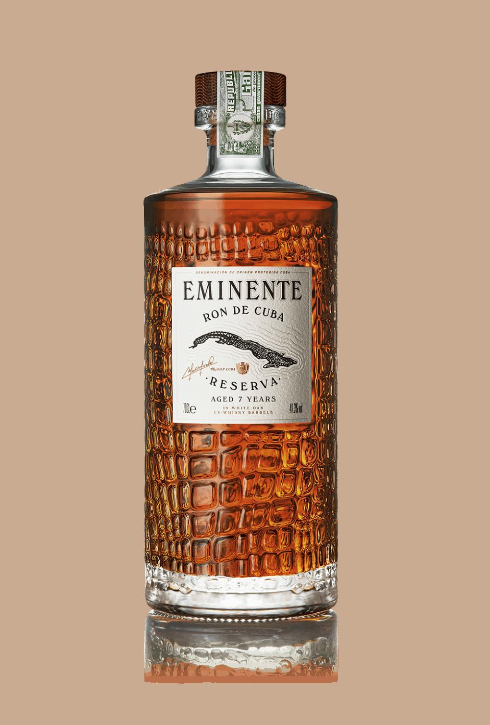 Kubánský rum Eminente Reserva 7y