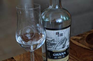 Recenze: Ghana ARC rom