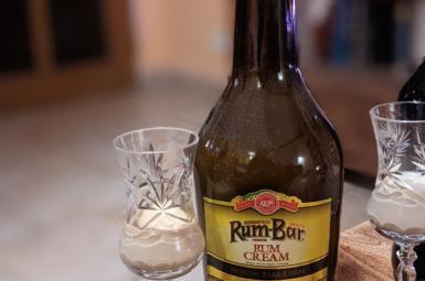 Rumové Baileys nejen pro dámy 🥃 Rum-Bar Rum Cream od Worthy Park