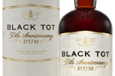 Novinka: Black Tot 50th Anniversary