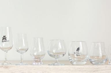 Velké srovnání degustačních skleniček