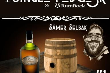Podcast #1: Sámer Selbak a novinky rumového světa