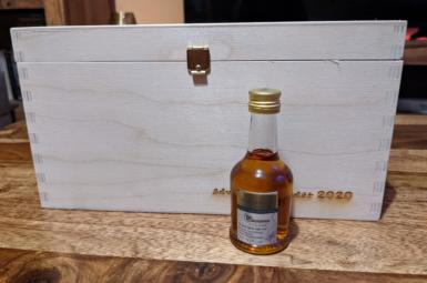 Rhum Savanna Unshared Cask (rumový kalendář The Rum Cartel)