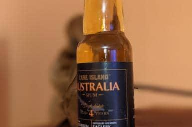 Cane Island Australia – 7. rum rumového kalendáře (2020)