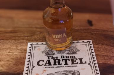 Kuna Davidoff Cigar Cask (rumový kalendář The Rum Cartel)