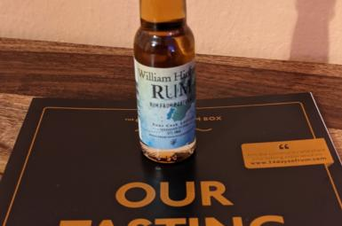 William Hinton Four Cask Edition – 10. rum rumového kalendáře (2020)