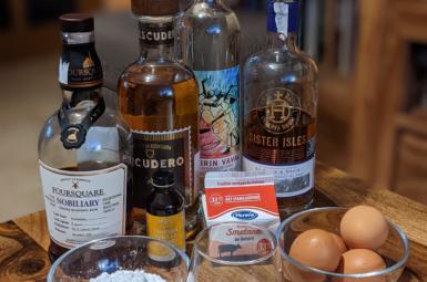 Jak udělat rumový vaječňák RumRock?