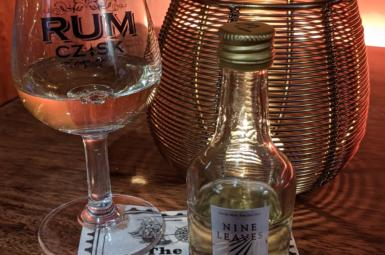 Nine Leaves Angel's Half Frecnh Oak (rumový kalendář The Rum Cartel)