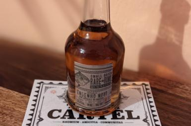 Rum Nation Rare Rums Engenho Novo 2009 (rumový kalendář The Rum Cartel)