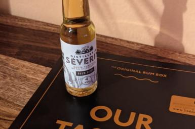 Séverin Rhum Vieux – 13. rum rumového kalendáře (2020)