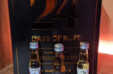Cane Island Nicaragua 12y – 17. rum rumového kalendáře (2020)
