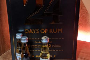 Rum Artesanal Rum of Jamaica – 18. rum rumového kalendáře (2020)