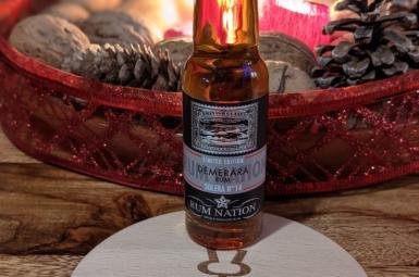 Rum Nation Demerara Solera No. 14 – 20. rum rumového kalendáře (2020)