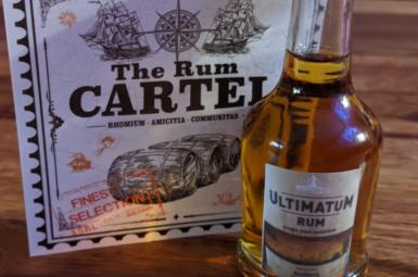 Ultimatum rum Single Cask Selection – Venezuela Destilleria centro north – 21. rum rumového kalendáře (2020)