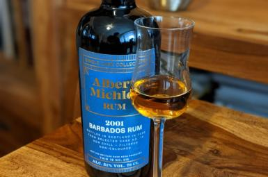 Albert Michler 2001 Barbados Single Cask Collection