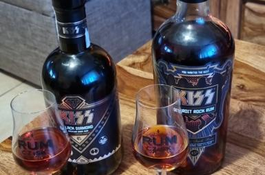 Recenze: Kiss Detroit Rock a Black Diamond Rum