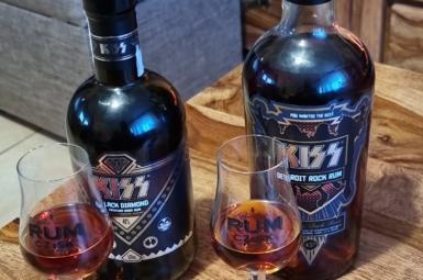 Recenze: Kiss Detroit Rock a Black Diamond Rum