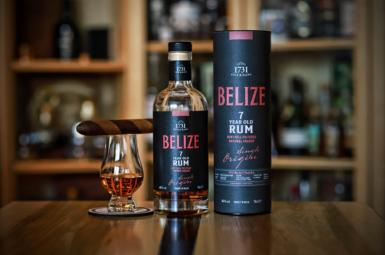 Recenze 1731 Fine&Rare Belize 7YO