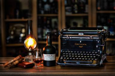 Recenze Rhum J.M Cognac Cask Finish Série N2