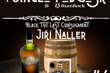 Podcast #4: Investice do rumů, Jiří Naller a Black Tot Last Consignment