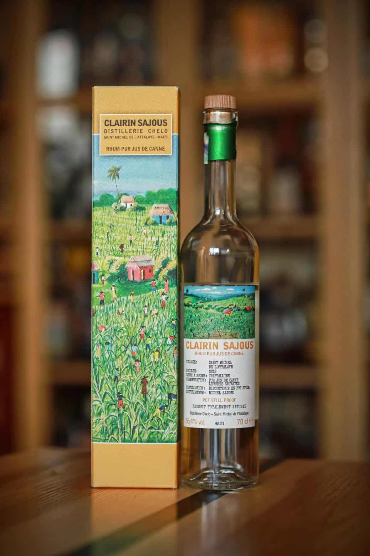 Clairin Sajous - Pochází z lihovaru Chelo ze Saint Michel de l'Attalaye (severně od Port-au-Prince). V čele společnosti (a zároveň na pozici master blendera) je Michel Sajous, který pokračuje v rodinné tradici, jenž sahá až do roku 1960. Palírna se nachází uprostřed 30 hektarové plantáže osázené světoznámou cukrovou třtinou odrůdy Cristalline. Rum se lahvuje o síle 56,4% alkoholu.