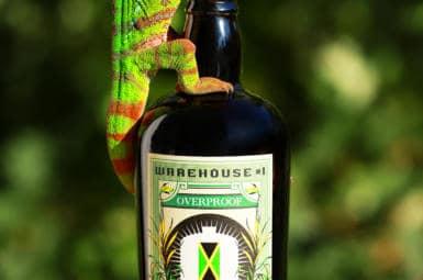 Recenze Warehouse #1 Overproof White Rum WPE