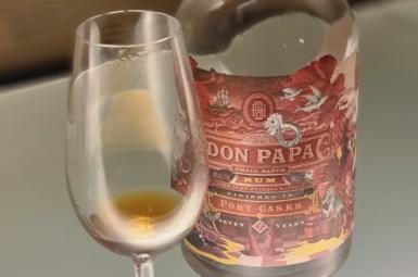 Don Papa Port Cask