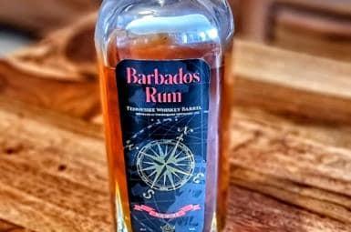 King Cask Barbados rum 10 yo