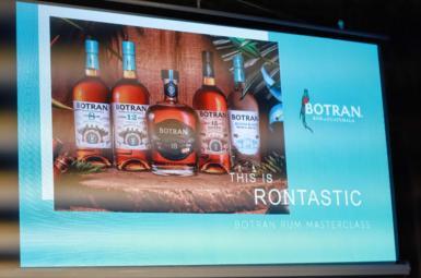 Praha – Botran Master Class, Tour de Bar
